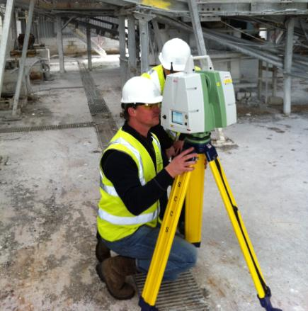 3D Laser Scanning Excellent Tool for Project Planning