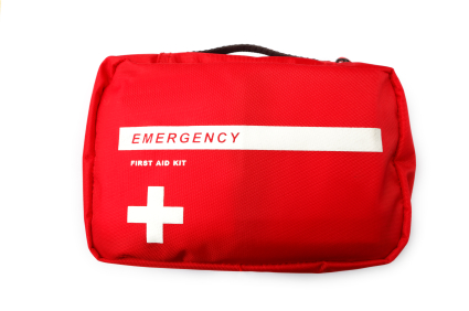 First Aid Kits & Construction Safety