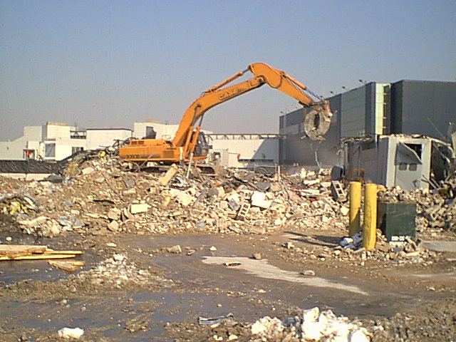 R. Baker & Son is one of the Premier Demolition Companies Operat